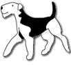 logo fox terrier